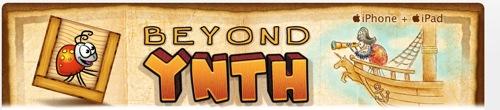 Beyond Ynth — приключения отважного жука [игры для iPhone]
