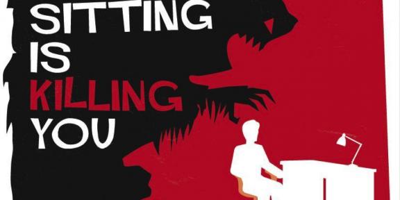 ИНФОГРАФИКА: Сидячий образ жизни убивает нас