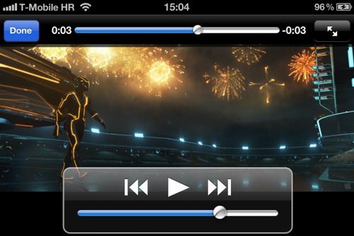 В iOS 5 обнаружены следы поддержки видео в разрешении 1080p