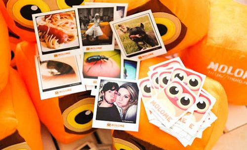 MoloMe: социальный фотосервис для Symbian и Android
