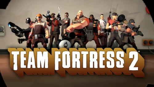 Игра Team Fortress 2 стала бесплатной