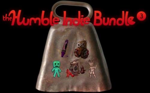Стартовала третья распродажа лучших инди-игр — Humble Indie Bundle