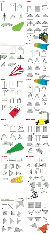 Как сделать самолетик из бумаги поэтапно фото 658
