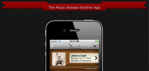 Nomis iPhone App