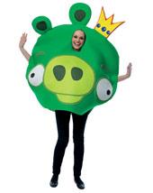 Как будет выглядеть костюм Angry Birds на Хэллоуин