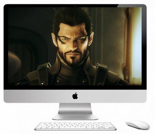 Игра Deus Ex: Human Revolution проходит адаптацию для Mac