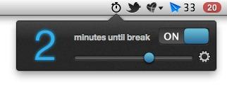 BreakTime: сделай перерыв в работе