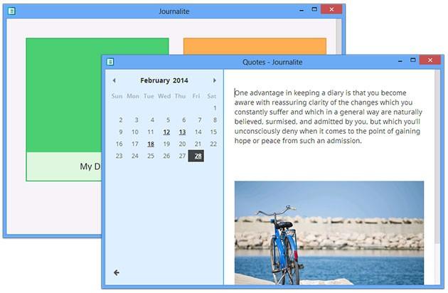 Программа для ведения дневника для бизнеса