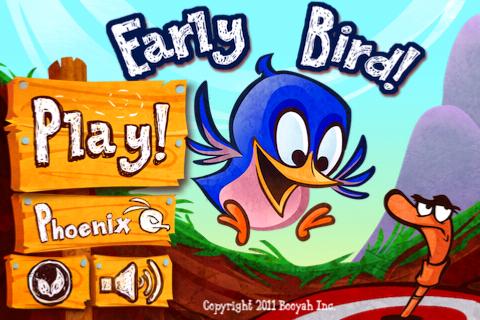 Early Bird: накорми птенца