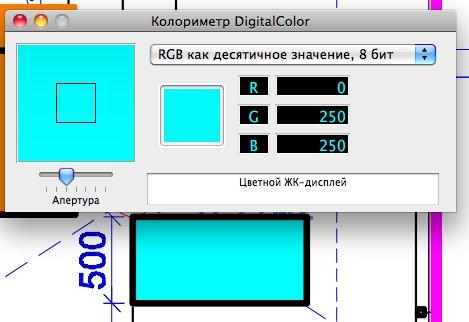Как дальтонику определить цвет?