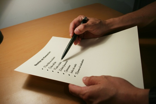 определяем список дел