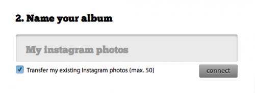 Как автоматически публиковать фотографии из Instagram в отдельный альбом на Facebook
