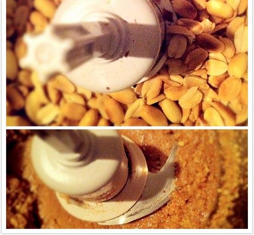 рецепт фото с масло Арахисовое