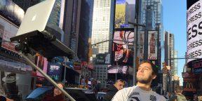 Как необычно фотографировать себя во время путешествия