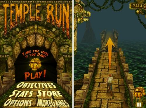 Temple Run: от судьбы не убежишь