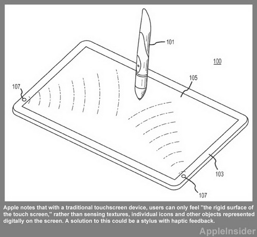 Apple предложила варианты стилусов для iPhone и iPad