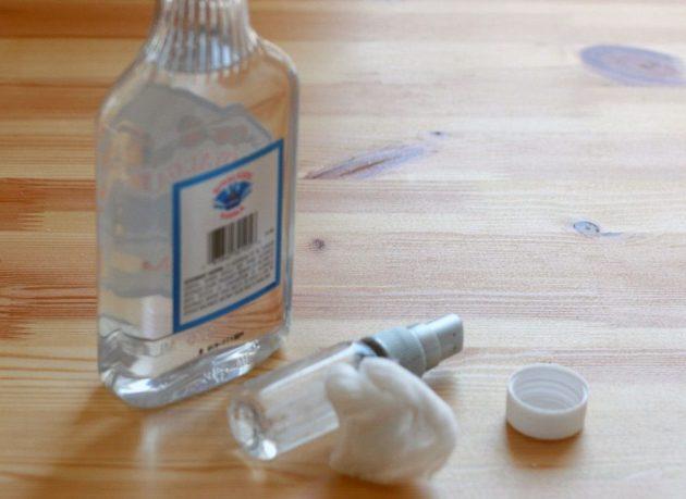 как можно использовать водку: этикетки
