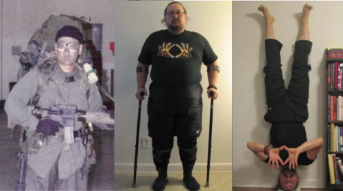 ВИДЕО: Arthur Boorman - человек, который встал на ноги