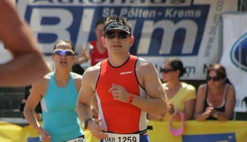 Отчет Владимира Дегтярева об участии в Half Ironman Austria