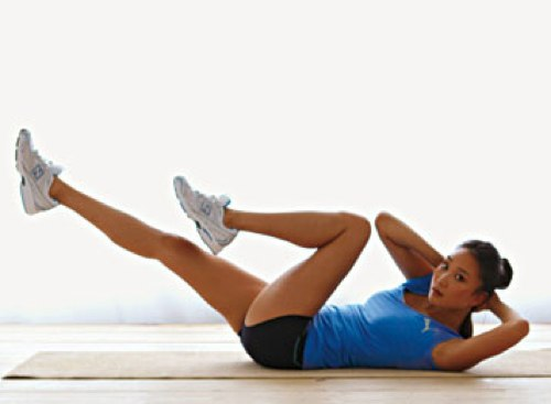 Упражнения для похудения: 8 пятнадцатиминутных тренировок