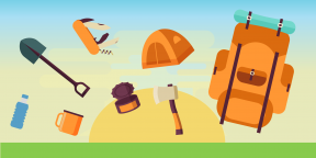 Инфографика: Как выбрать и использовать рюкзак
