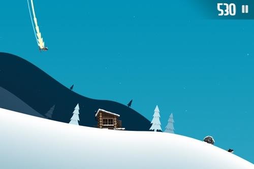 Ski Safari: горнолыжное безумие
