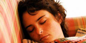 Как сон помогает похудеть?
