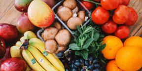 Как сохранить ягоды, фрукты и овощи свежими как можно дольше