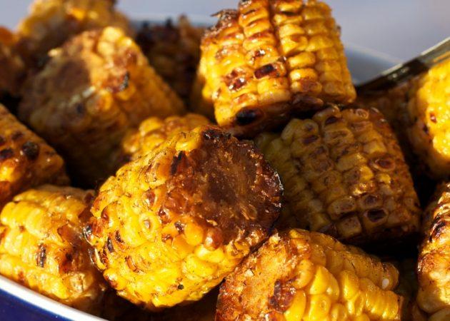 РЕЦЕПТЫ: кукуруза на гриле