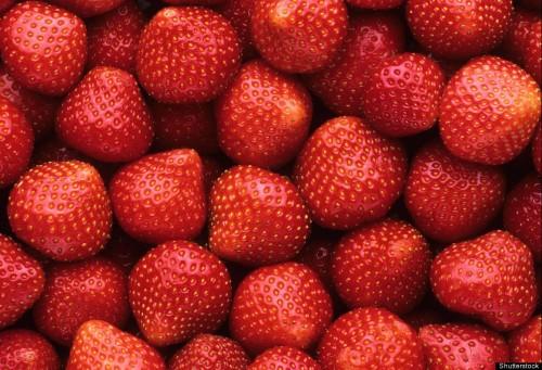 ягоды обеспечивают здоровье мозга, костей и мускулов