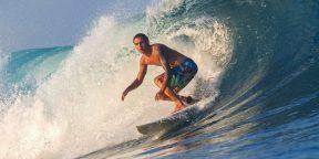 Как научиться кататься на сёрфе