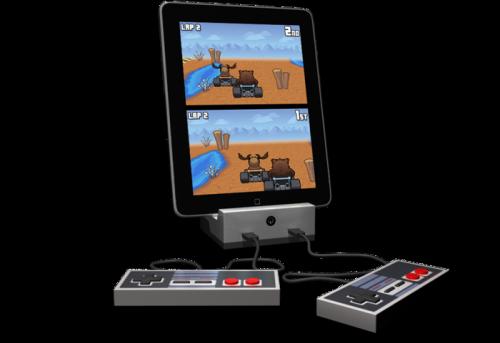 GameDock превратит i-гаджет в игровую приставку
