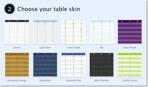 скачать шаблоны таблиц - фото 8