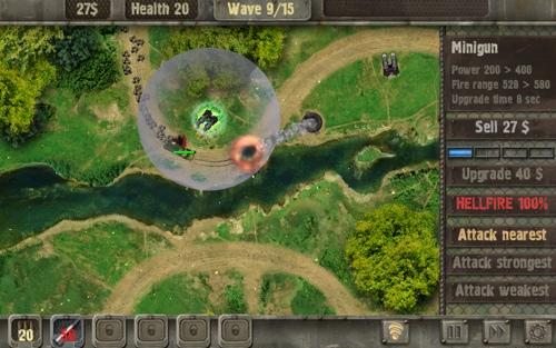 Defense Zone: враг не пройдет (конкурс завершен)