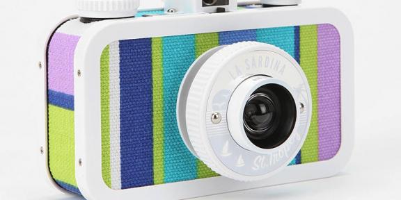 Фотоаппараты для ломографии: что это такое и где их купить?