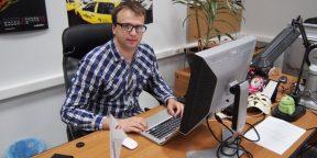 Рабочие места: Тарас Мищенко, редактор ITC.UA