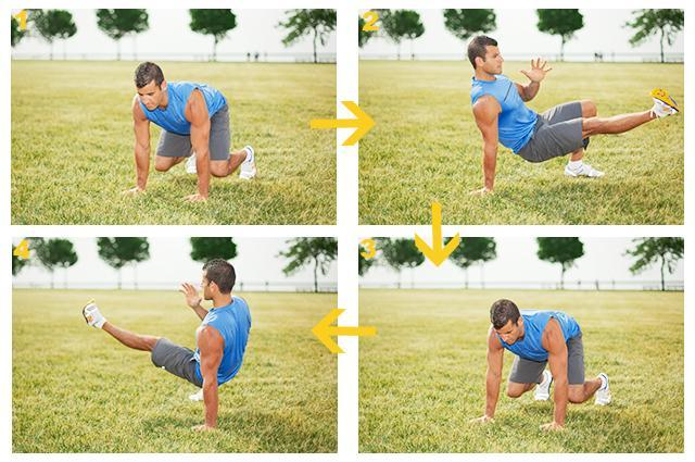 Упражнений для снижения веса