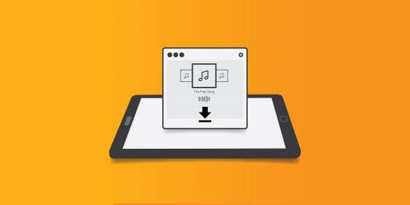 Как cкачать музыку на Android без проводов