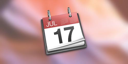 Календарь OS X: Назначение задач на человеческом русском