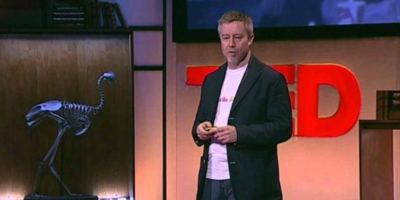 Тим Браун о взаимосвязи творчества и игры