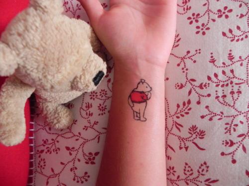 Как сделать татуировку на 3-4 дня в домашних 934
