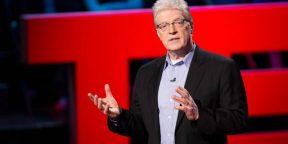 Сэр Кен Робинсон о том, как образование убивает творчество