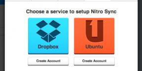 Nitro — простейший планировщик для Mac, поддерживающий синхронизацию с Dropbox и Ubuntu