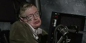 Стивен Хокинг о строении Вселенной и судьбе человечества