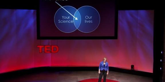 Мелисса Маршалл о сложных вещах простыми словами