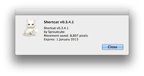ShortCat — мышка больше не нужна