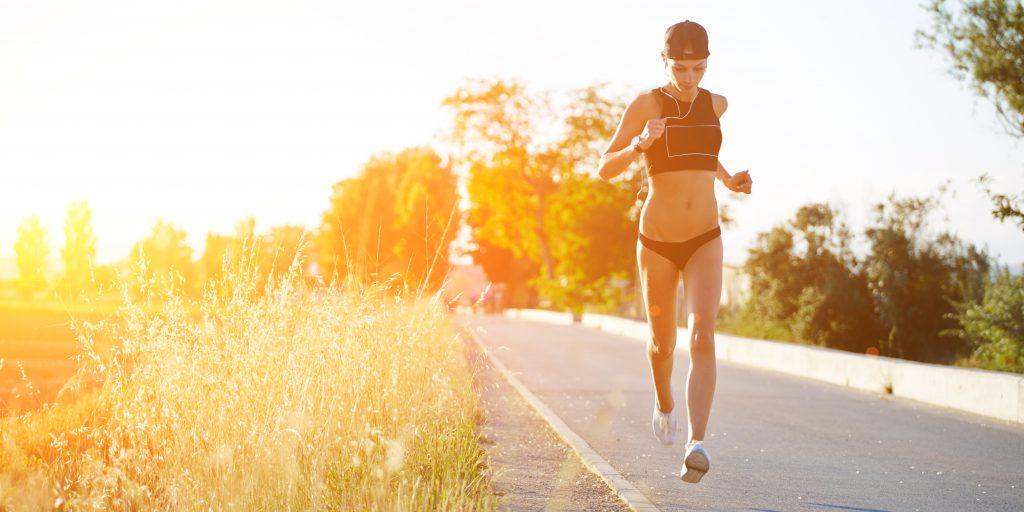 Упражнения для улучшения скорости бега