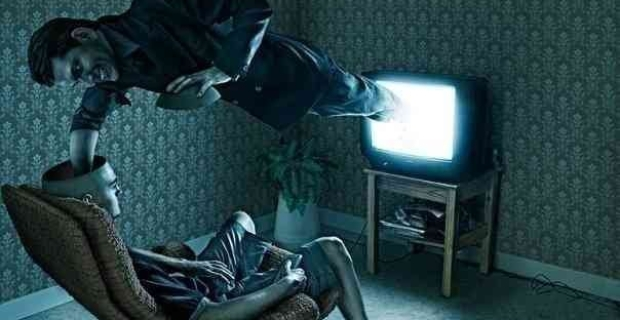 Смотреть порно из телевизора