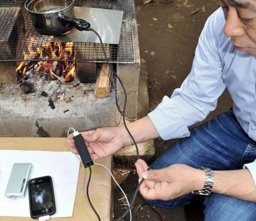 Как зарядить свои гаджеты при отсутствии электричества