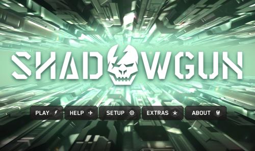 Конкурсный пост: Shadowgun — самый технологичный шутер для iOS